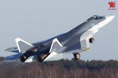俄称首批12架五代机即将交付 造价比F22低得多