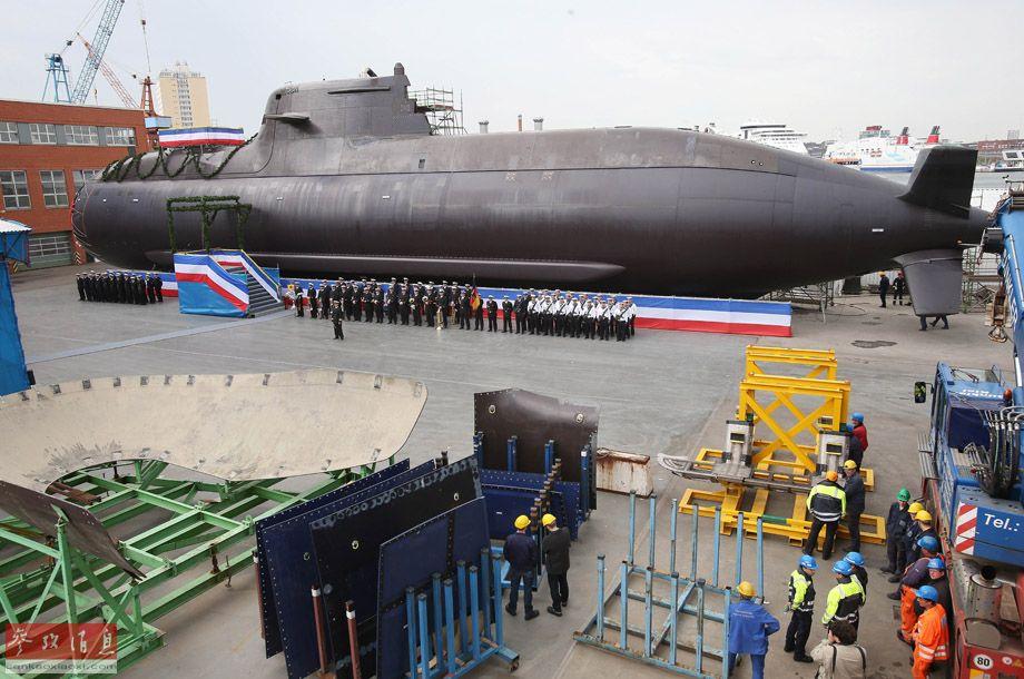 意义非凡 外媒称德国和波兰建潜艇联合指挥机构