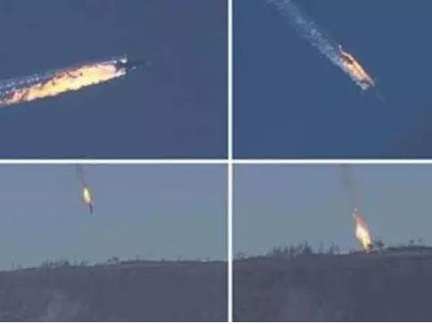 土总统就击落战机向普京道歉:对不起