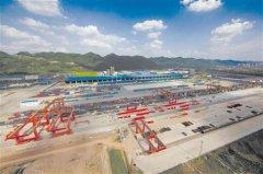 重庆西部现代物流园今年建设三大国际物流项目